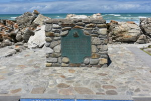 The southernmost point of Africa