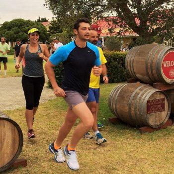 Strandveld Annual Trial Run